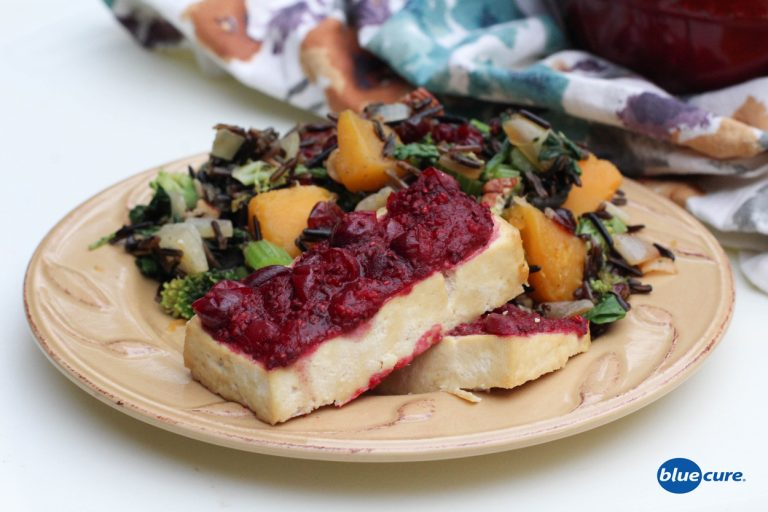 cranberry-tofu