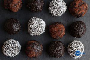 Truffle-balls